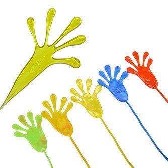 Kleverige Plakhandjes voor Kinderen