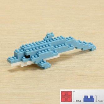 Speelgoed Dolfijn van 39 Blokken