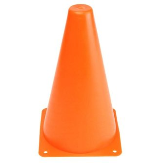 Oranje Pion 20CM voor Voetbal & Etc