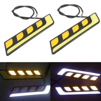 Dagrijverlichting Strips