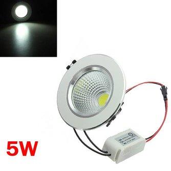 LED Lamp 5 Watt Voor Plafond
