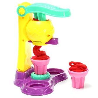 IJsmachine voor Klei-IJsjes