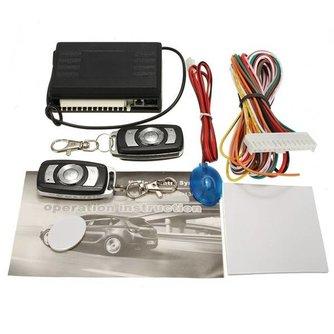 Elektrische Deurvergrendeling voor je Auto