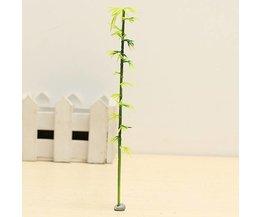 Model Bamboo van Plastic voor Modelwereld
