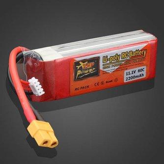 Lipo Batterij kopen van 11.1 Volt?