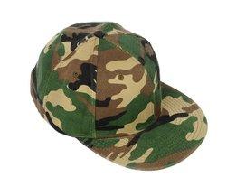 Camouflage Bluetooth Cap