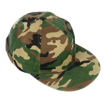Camouflage Bluetooth Cap