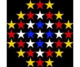 Stickers In De Vorm Van Sterren
