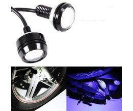 Motorfiets LED verlichting achterlicht