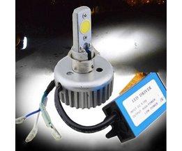 Lamp Met Ventilator Voor Motor