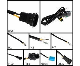 Fitting HID Lampen
