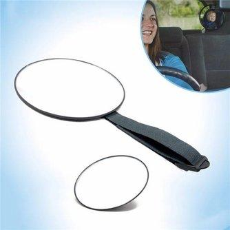 Veiligheidsspiegel Voor In De Auto