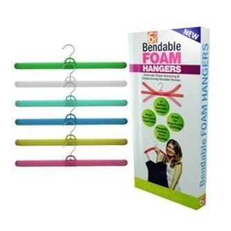 Gekleurde Flexibele Kleerhangers