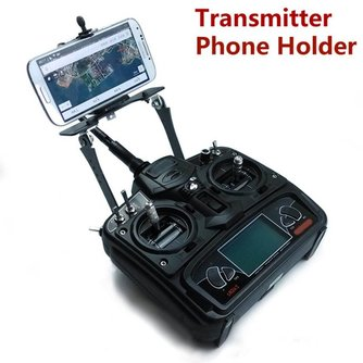 RC Transmitter Smartphone Holder