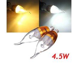 E12 Kaarslamp