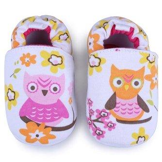 Schoentjes voor je Baby