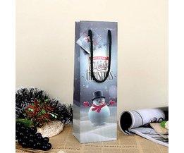 Cadeauverpakking voor Wijn (2 Stuks)
