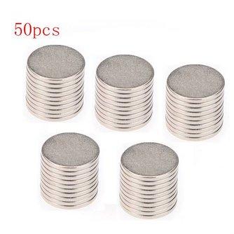 Ronde Magneten 50Stuks