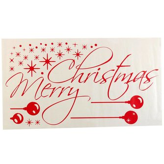 Stickervellen Kerst