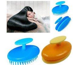 Hoofdhuidmassage Haarborstel van Plastic