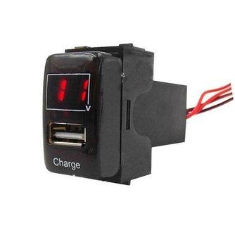 USB Oplader Voor Nissan