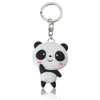 Sleutelhanger Panda