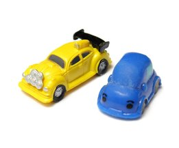 Miniatuur Auto Van Kunsthars