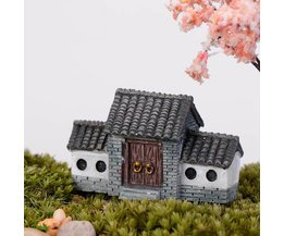 Historisch Miniatuur Gebouw