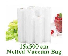 Vacuumzak voor Voedsel 15x500cm