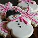 Cookie Cutter Sneeuwpop