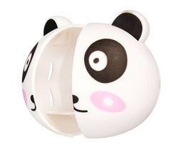 Tandenborstelhouders Panda 10 Stuks