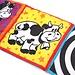 Veelkleurig Babyboek met dieren educatief speelgoed