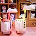 Robot Lamp voor Nachtkastje in Android Vorm
