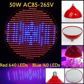 LED Groeilamp 50W E27