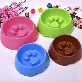 Plastic Voerbakje voor Honden en Katten