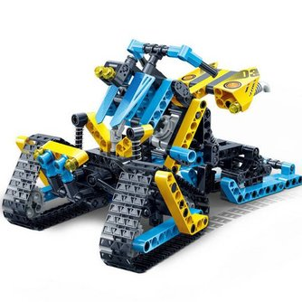 Banbao Sneeuwscooter Speelgoed 6953