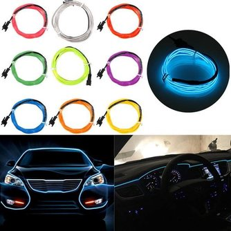 LED Strip 1 M Voor Auto