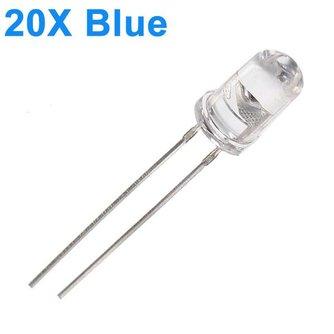 5 mm LEDs