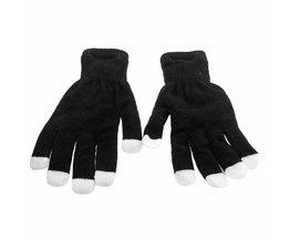 Handschoenen met Lichtjes