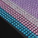 Scooter Sticker Kristal in 4 Kleuren