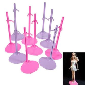Barbiepop Houder