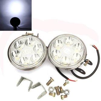 Ronde LED lichten voor auto's, scooters of motorfietsen