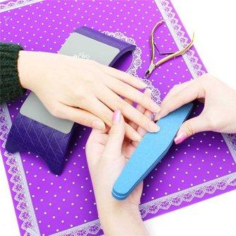 Manicure armsteun
