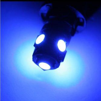 Blauwe LED T10 Lampen