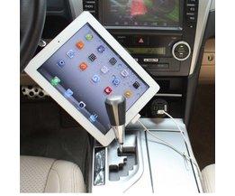 Oplader Voor USB Toestellen In De Auto