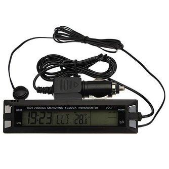 Temperatuurmeter LCD Scherm Voor Auto