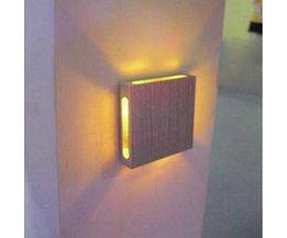 Wandlamp Van Aluminium