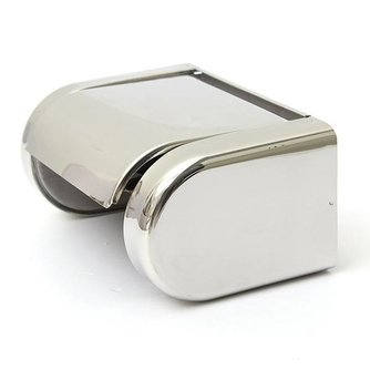 WC-Rolhouder van RVS