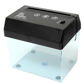 Papierversnipperaar met USB