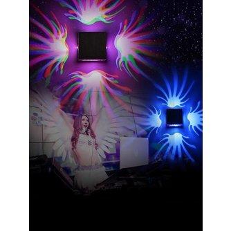 LED Lamp Voor De Wand